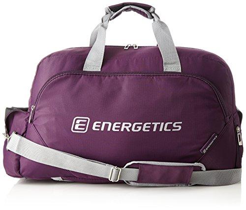 ENERGETICS Fitnesstasche Yoga Tasche, Lila/Silber, One Size
