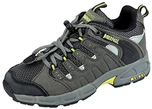 Meindl Snap Junior 2046 31 298132 - Botas de montaña para niños, color gris