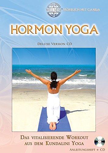 Hormon Yoga (Deluxe Version) (Deluxe Version CD / Großformatiges Anleitungsheft mit CD (Hörbuch))
