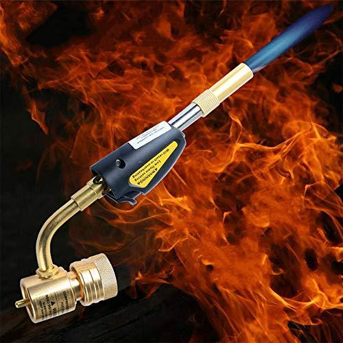 Las antorchas de propano Mapp TurboTorch Soldadura Soldadura Soldadura Fontanería pistola herramienta Inicio de accesorios