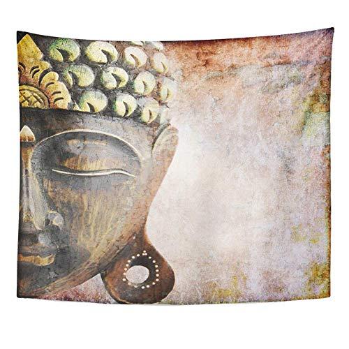 Soefipok - Tapiz de tela de poliéster con impresión Home Decor para la escuela, voleibol, balón largo, color blanco y verde para dibujo y actividad, tapiz colgante para salón, dormitorio