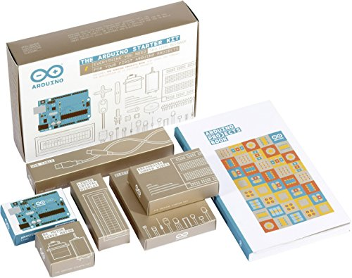 Franzis The Arduino Starter Kit, Platine, Bauteile, Handbuch