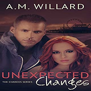 Unexpected Changes audiobook cover art