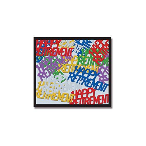 léopard 50646-mc Happy Retirement Fanci-fetti