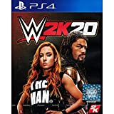 PS4 WWE 2K20 (ENGLISH) (ASIA)