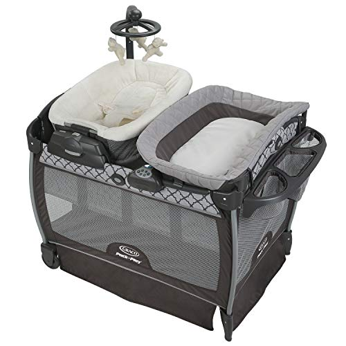 Graco Pack 'n Play Nearby Seat Playard, Kai