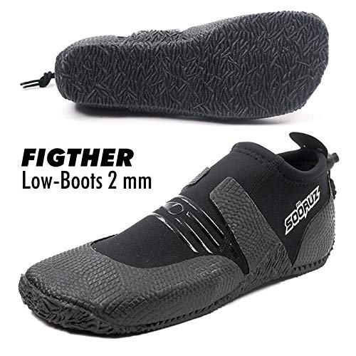 Sooruz Fighter - Zapatillas de neopreno (2 mm)