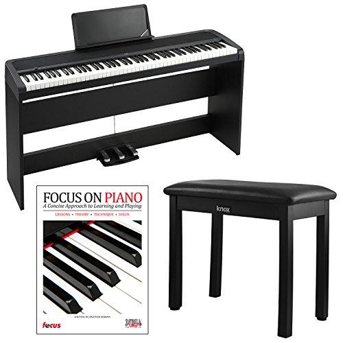 Korg B1SP 88 key Digital Piano Package