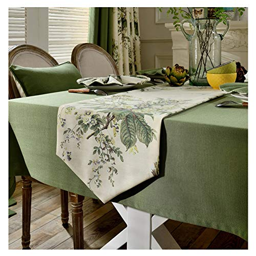 WXIAO De eenvoud van de tafel, café, eetkamer, rechthoekig, van stof, moderne decoratie, romantische actie, open haard, decoratie voor tafelkleed