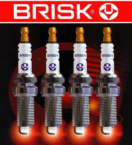 DOX15LE-1 - Bujía de encendido Brisk Seat Cordoba 1.4,1.6