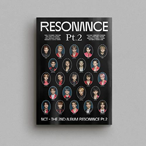 SM Entertainment NCT The 2nd Album Resonance Pt 2 [Arrival Ver.] Album + Extra Photocards Set