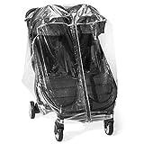 Baby Jogger City Tour 2 Protector de lluvia, individual
