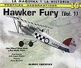 Hawker Fury (I): 1 (Perfiles Aeronauticas)