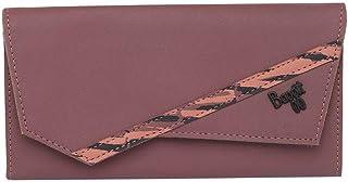 Baggit Women's Harmonium Wallet (Pink)