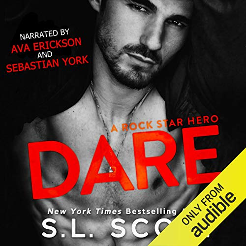 Page de couverture de Dare