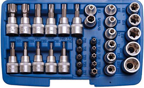 BGS 5021 | Bit- und Steckschlüsseleinsatz-Satz | 34-tlg. | 10 mm (3/8