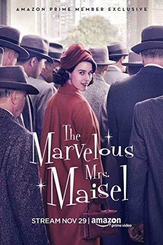 Poster The Marvelous Mrs. Maisel Movie 70 X 45 cm