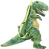 MRZJ Home Style Collection - Mochila de peluche con dinosaurio,...