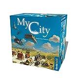 Giochi Uniti- My City Gioco da Tavolo, Multicolore, GU679