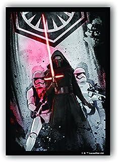 Fantasy Flight Games SWS28 Star Wars Art Sleeves: First Order Board Game