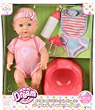 Gi-Go 14' Drink and Wet Baby Doll with Training Potty, Toy