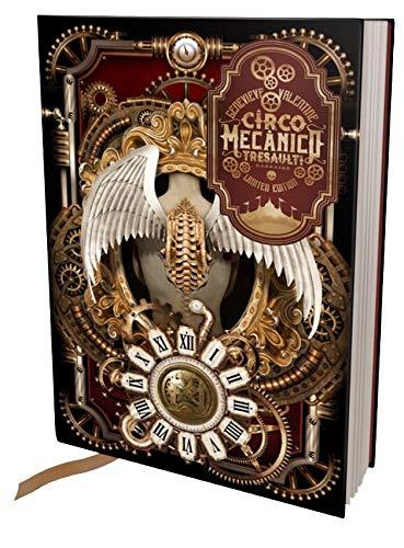Circo Mecânico Tresaulti - Limited Edition: Complete sua coleção Darkside® Books em capa dura