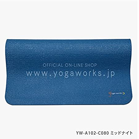 ヨガワークス(Yogaworks) ヨガマット6mm 401234002