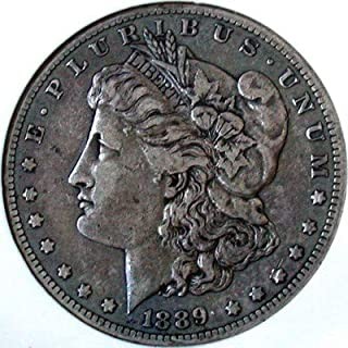 1889 S Morgan Dollar $1 Extremely Fine