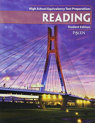 High School Equivalency Test Prep Student Workbook Reading