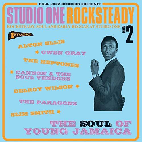 Studio One Rocksteady 2- Rocksteady Soul