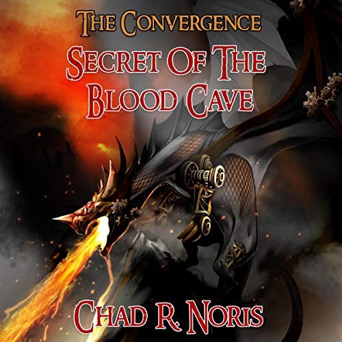 Couverture de The Convergence: Secret of the Blood Cave