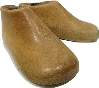 vintage cobbler shoe last