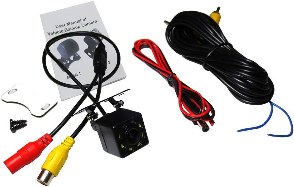Motors Safety 12V CCD Car Vehicle Auto Universal Waterproof Rear ...