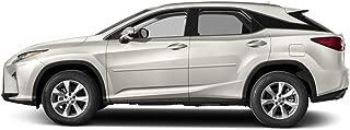 Dawn Enterprises CF-RX16 Chromeline Body Side Molding Compatible with Lexus RX, Autumn Shimmer Pearl (4X2)