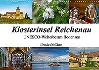 Klosterinsel Reichenau - UNESCO-Welterbe am Bodensee (Wandkalender 2022 DIN A3 quer): Impressionen der Klosterinsel Reichenau am Bodensee (Monatskalender, 14 Seiten )