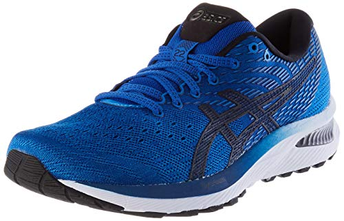 Asics GEL-CUMULUS 22, Men's Competition Running Shoes, Directoire Blue Black, 9 UK (44 EU)