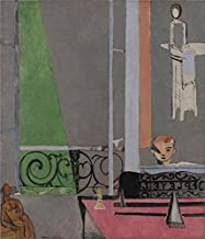 The High Quality Polyster Canvas Of Oil Painting 'The Piano Lesson 1916 By Henri Matisse' ,size: 12x14 Inch / 30x36 Cm ,this Beautiful Art Decorative Canvas Prints Is Fit For Dining Room Artwork And Home Decor And Gifts