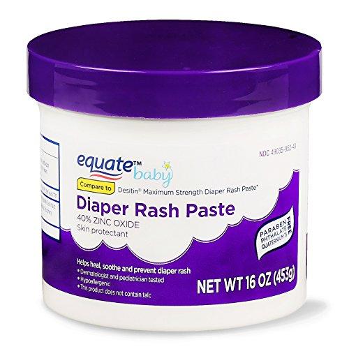 Equate Maximum Strength Diaper Rash Relief, 16 oz