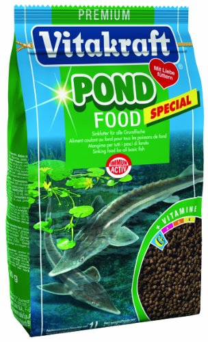 Vitakraft – 22179 Special Pond Food – 1 Litre
