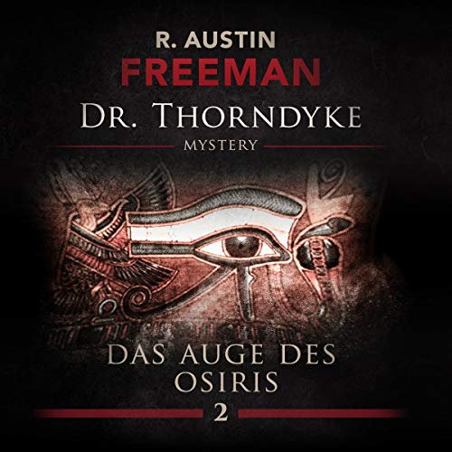 Das Auge des Osiris audiobook cover art