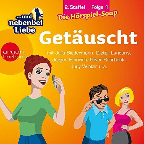 Getäuscht audiobook cover art