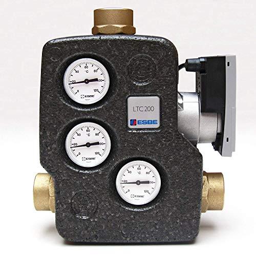 ESBE 55004500 Rücklaufanhebung LTC 261 60°C inkl. Hocheffizienzpumpe