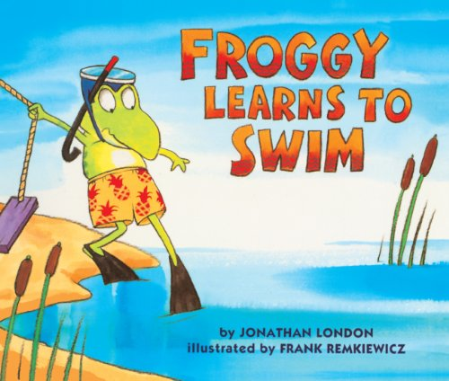FROGGY LEARNS TO SWIM BOUND FO (Repertoire International de La Presse Musicale,)