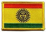 Flaggen Aufnäher Indianer Taino Fahne Patch + gratis