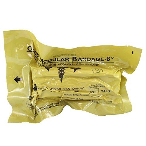 OLAES Modular Trauma Bandage, Ausführung:Olaes - 15 cm