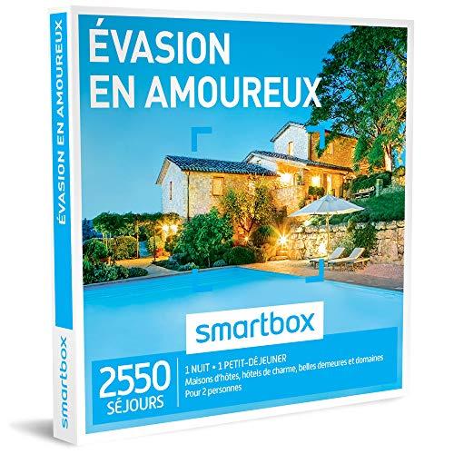 SMARTBOX - Coffret Cadeau homme femme couple - Évasion en...
