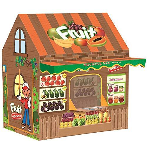 OPNIGHDYMD Children Tent, Children's Play House Tents,Outdoor Cosplay,Best Gift for Children