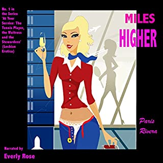 Miles Higher audiobook cover art