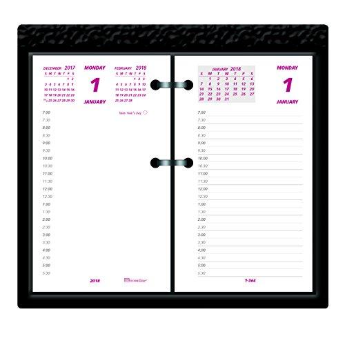 Brownline 2018 Desk Calendar