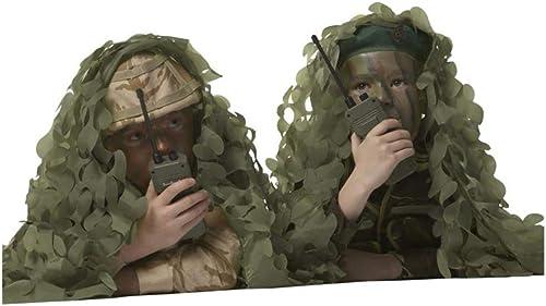 Filet de camouflage visière extérieure épaississement De Tissu De Filet De Camouflage Oxford Pour Extérieur Caché Parasol Tir Militaire Anti-UV Halloween Décoration Réseau de camouflage des bois